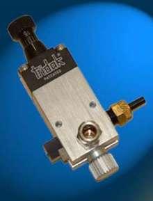 Dispense Valve handles low-medium viscosity materials.