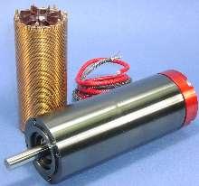 DC Brush Motor reaches speeds of 13,000 rpm.