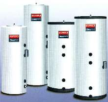Indirect Fired Water Heater is available in four sizes.