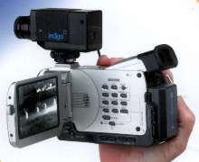 IR Video Camera acts as complete thermal imaging system.