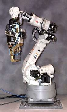 Spot Welding Robots feature fully integrated software.
