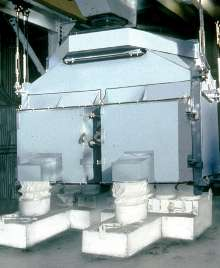 Screeners provide high-capacity grain cleaning.