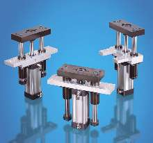 Heavy Duty Lifters are powered by 63 mm ISO/VDMA cylinder.