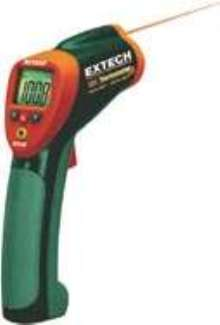 Infrared Thermometer offers 12:1 distance to target ratio.