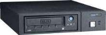 Tape Drive uses 1/4 in. data cartridge format.