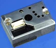 Air Quality Sensor has 0-0.6 mg/m³ range.