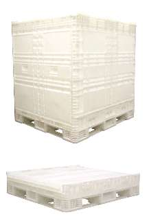 Shipping Container suits packaging industry.