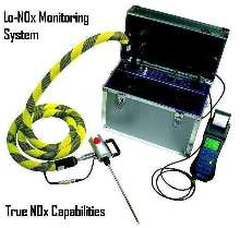 Gas Analyzer provides portable combustion monitoring.
