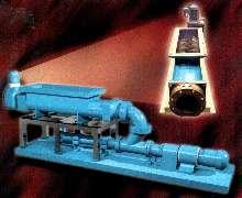 Progressive Cavity Pump handles high solids.