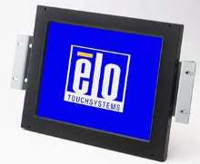 LCD Touch Monitor has 12.1 in. diagonal viewing area.