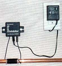 Electronic Scale Inhibitor suits commercial/domestic use.