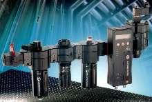 Smart FRL's help maintain optimum machine performance.