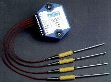 DAQ Modules communicate using Modbus RTU protocol.