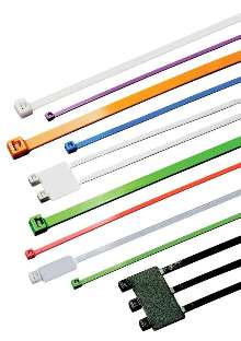 Cable Ties suit field and production line applications.