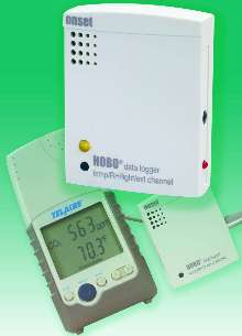 CO2 Monitor suits indoor air quality applications.