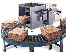 Digital Printer handles variety of case sizes.