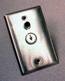Key Switches offer configurations with LEDs and pushbuttons.