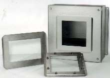 Window Kits suit heavy-duty electronic enclosures.