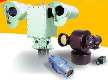 IR Security Cameras suit border and perimeter applications.