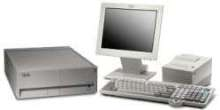 POS Systems utilize standard PC components.
