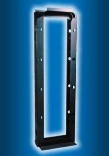 Open Frame Rack provides easy equipment access.