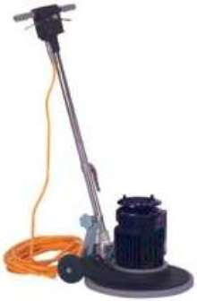 Polisher is suited for heavy-duty applications.