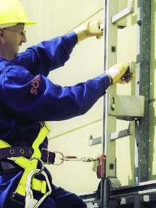 Ladder Systems minimize safety hazards.