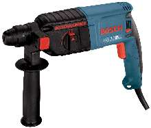 Rotary Hammer operates at speeds to 6,000 rpm.