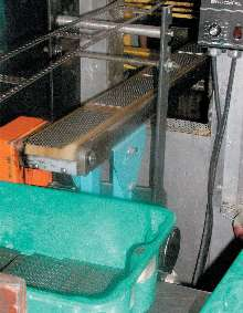 Conveyors operate in confined spaces.