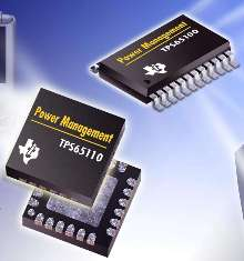 Power Management ICs are suited for use in LCD displays.