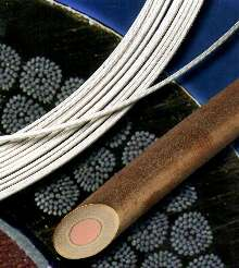 Superconducting Wire suits high field magnet applications.