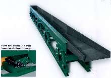 Quenching Conveyor handles wet, abrasive environments.