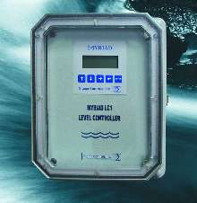 Level Controller accepts all standard input signals.