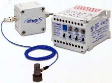 Vibration Monitor is suited for rotating machinery.