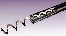 Screw Conveyor is designed for cohesive materials.