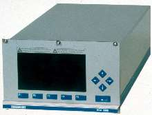 CO2 Analyzer features continuous internal recalibration.