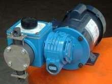 Diaphragm Metering Pumps handle flows from 0.05-7.5 gph.