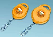 Self-Retracting Lifelines are offered in 5 models.