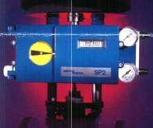 Valve Positioner aids in control of fluid processing.