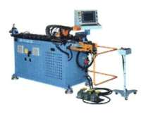 Tube Bender provides fully automatic operation.