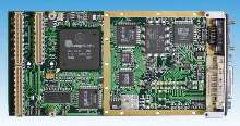 PMC Card offers video capture with analog/digital I/O.