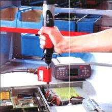 Rotary Transducers employ strain gauge technology.
