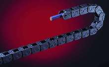 Continuous-Flex Cable suits space-restricted areas.