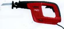 Reciprocating Saw has D handle for user comfort.