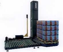 Stretch Wrapping System eliminates double handling.