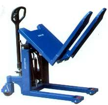 Material Handling Equipment handles load to 2,200 lbs.