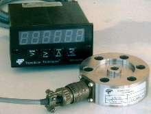 Metering System consists of load cell and meter.