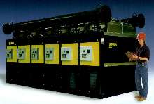 Compressed Air Dryers provide backup drying capability.
