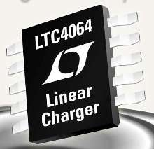 Battery Charger supports multi-year back-up applications.