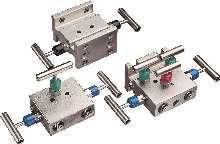 Manifold Valves offer 2, 3, and 5 valve variations.